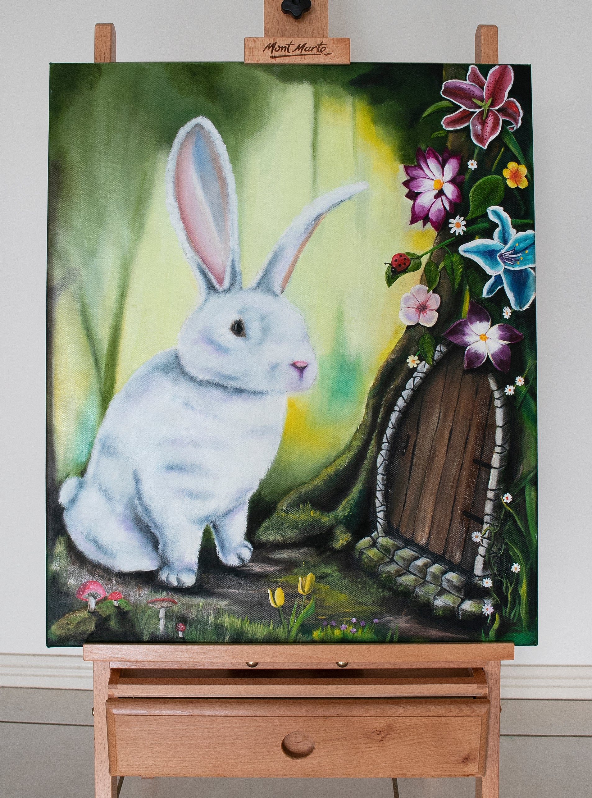 Bunny - Original Painting