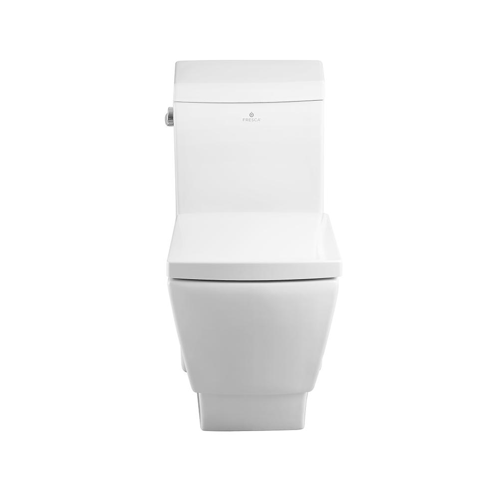 Tremendous Fresca Apus One Piece Square Toilet W Soft Close Seat Andrewgaddart Wooden Chair Designs For Living Room Andrewgaddartcom