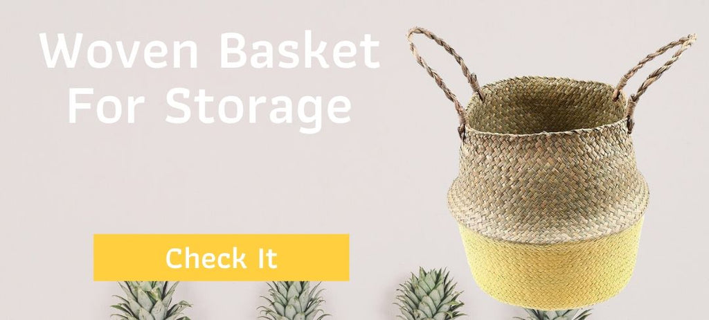 Woven Basket for storage