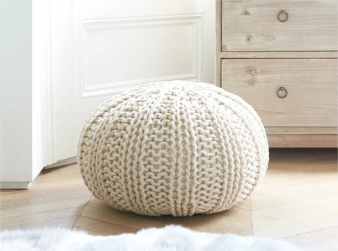 grey knitted pouffe knitted pouf yellow pouffe yellow knitted pouffe knitted pouffe