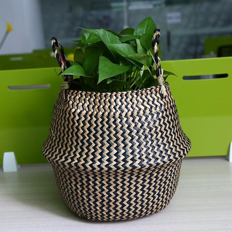 WooCar Brown - Woven Basket For Storage