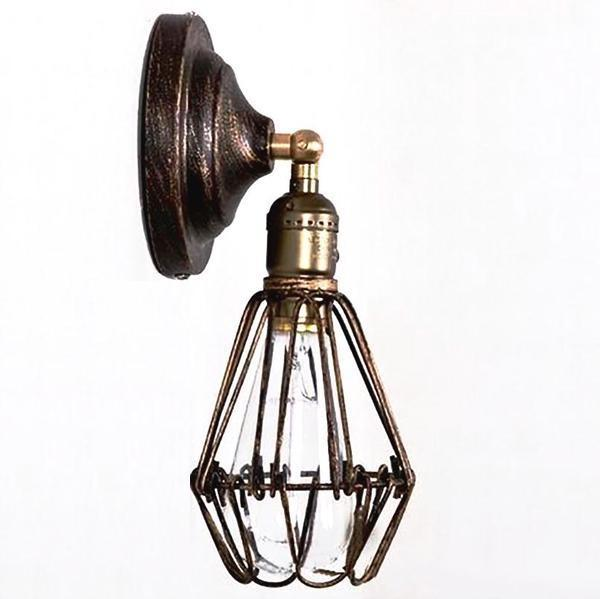 HOLY Copper - Wall Lamp With Swing Arm