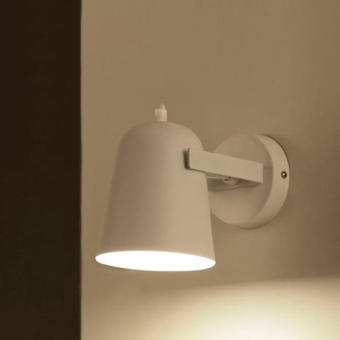 Søtteri White - Wall Light for Childrens Room