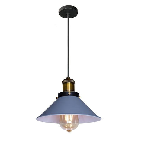 Hanging Light Fixture Drop Ceiling - Försyn Blue