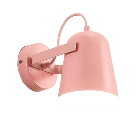 Søtteri Pink - Wall Light For Bedroom