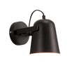 Søtteri Black - Wall Light For Bedroom