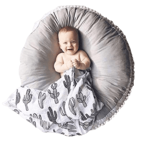 Runda Baby floor Cushion For Floor