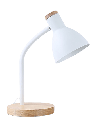 Ranta Contemporary Table Lamp White
