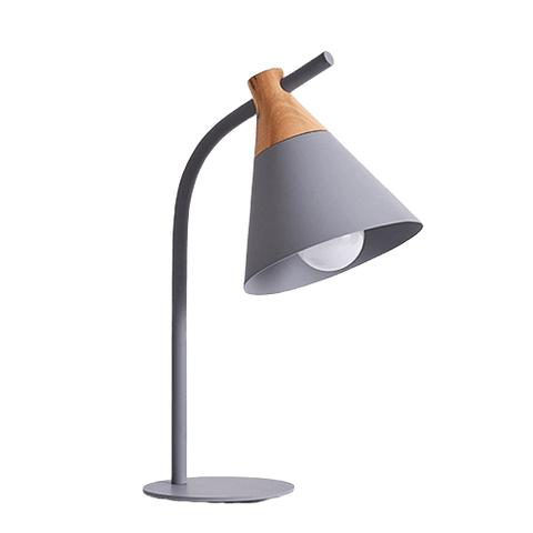 Regist Contemporary Table Lamp Gray