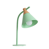 Modern Contemporary Table Lamp Regist Green