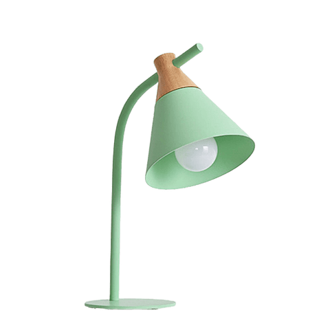 Regist Contemporary Table Lamp Green