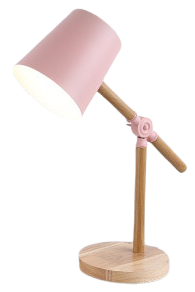 Tusens Contemporary Table Lamp Pink
