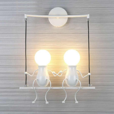 Veendam Funny - Wall Light For Bedroom