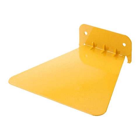 Kropp Floating Shelves For Books Yellow