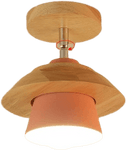 Månenö Flush Mounted Ceiling Light Pink