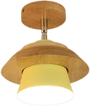 Månenö Flush Mounted Ceiling Light Yellow