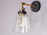 Skaala Glass - Wall Lamp With Swing Arm