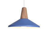 Alltfö Hanging Light Fixture Blue