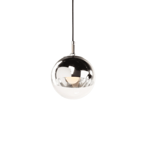 Camång Hanging Light Fixture Silver
