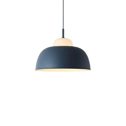 Nautical Hanging Light Fixture - Därnär Blue