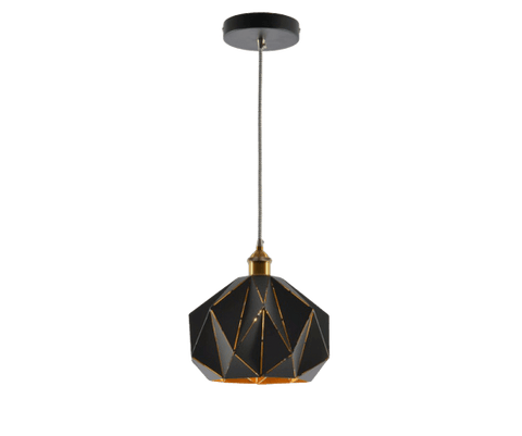 Dinsät Hanging Light Fixture Black