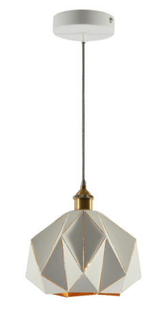 Victorian Hanging Light Fixture - Dinsät White