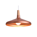 Endast Hanging Light Fixture Copper