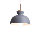 Formul Hanging Light Fixture Gray