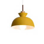 Modern Hanging Light Fixture - Formul Orange