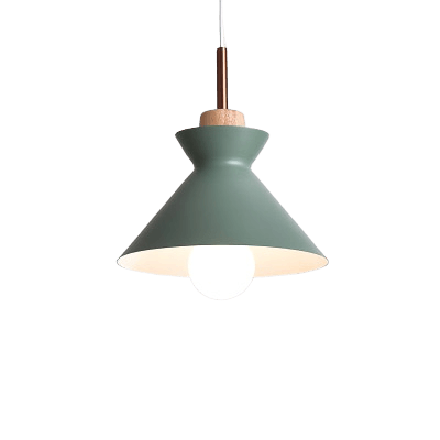 Hanging Light Fixture Hardware - Genomb Green