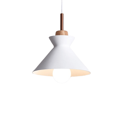 Genomb Hanging Light Fixture White