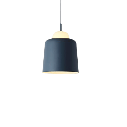 Honall Hanging Light Fixture Blue