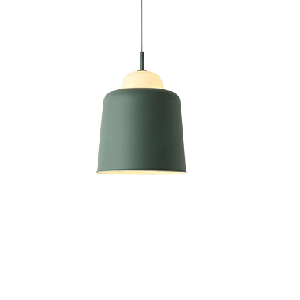 Hanging Light Fixture Above Table - Honall Green