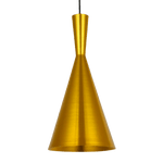Kommag Hanging Light Fixture Gold