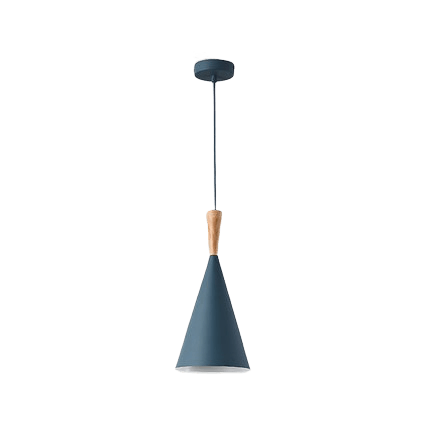 Långgö Hanging Light Fixture Blue