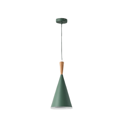 Långgö Hanging Light Fixture Green