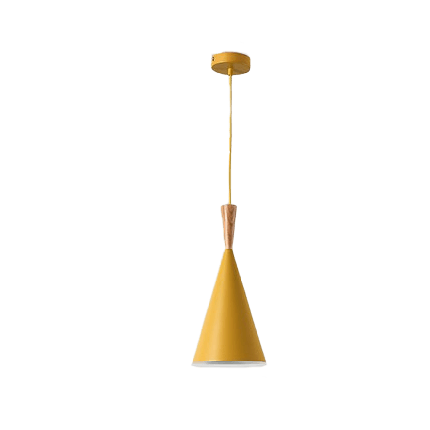 Långgö Hanging Light Fixture Orange