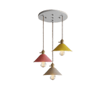 Långth Hanging Light Fixture MultiColor