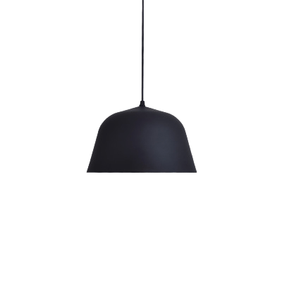 Migge Hanging Light Fixture Black