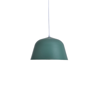 Migge Hanging Light Fixture Green
