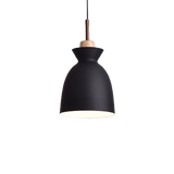 Namnmy Hanging Light Fixture Black