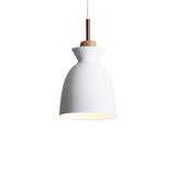 Hanging Vanity Light Fixture - Namnmy White