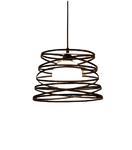 Näraby Hanging Light Fixture Black