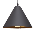 Skilje Hanging Light Fixture Black
