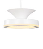 Somfår Hanging Light Fixture White