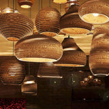 hanging light fixtures staege brown 113