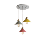 Startk Hanging Light Fixture MultiColor