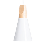 Tillba Hanging Light Fixture White