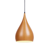 Trodde Hanging Light Fixture Brown