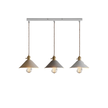 Tryckn Hanging Light Fixture MultiColor